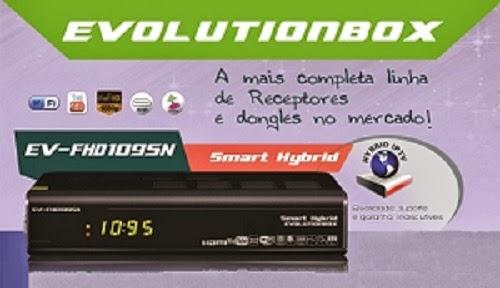 EVOLUTION EV FHD1095N - ATUALIZAÇÃO 21/10/2013
