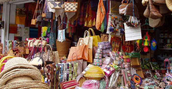 Ubud Tradisional Market Bali