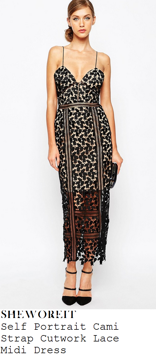 chloe-lewis-black-sheer-lace-midi-dress-polo