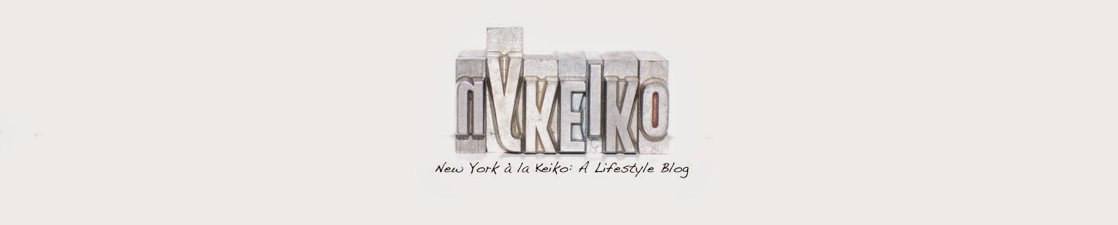 New York à la Keiko