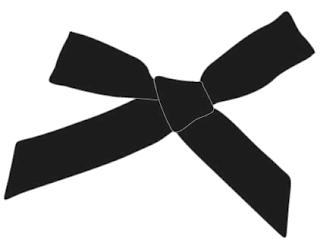 Jigsaw bow logo