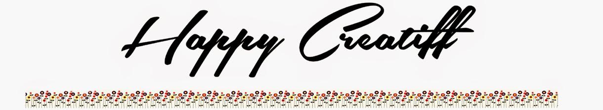 Happy creatiff...