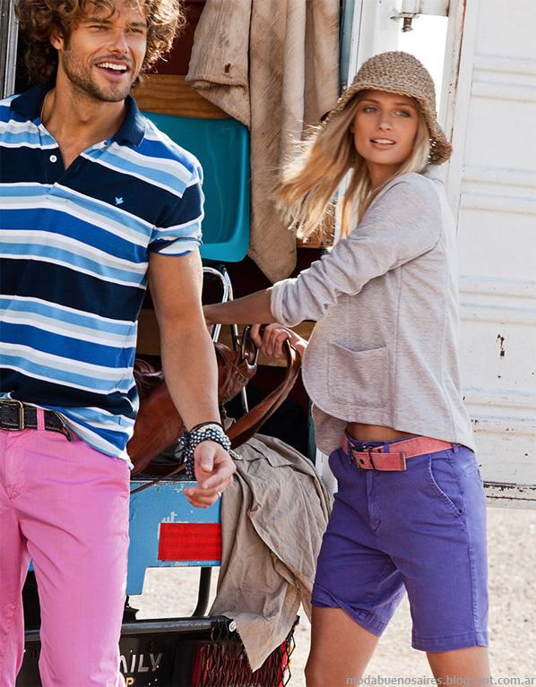 Shorts y bermudas verano 2014 moda mujer Tannery.
