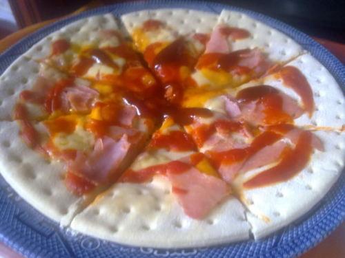 Pizza Casa Tarradellas Bomba De Grasa Insaiz Forocoches