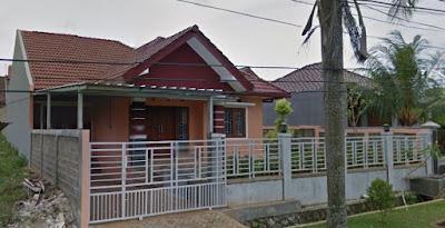 contoh rumah tipe 36 72