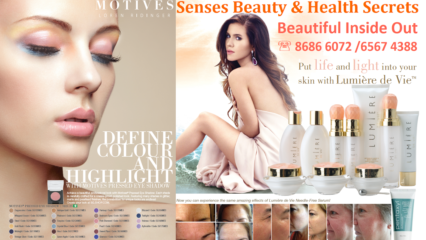 Senses Beauty & Health Secrets ~ Beautiful Inside Out