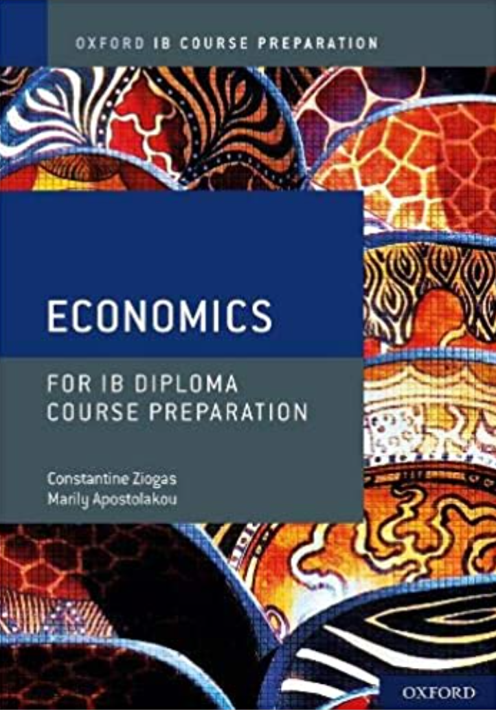 Oxford IB Diploma Programme: IB Course Preparation Economics