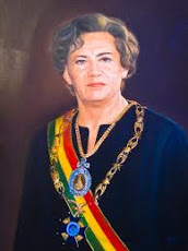 Lydia Gueiler, First Bolivian Lady President