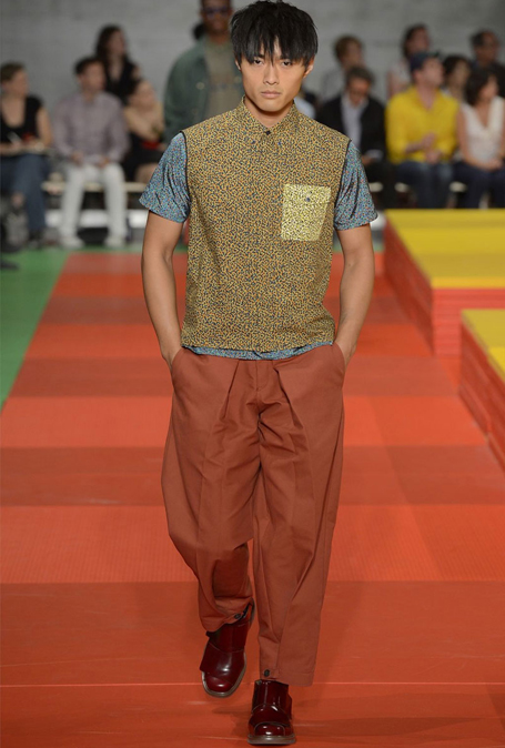 Men&#8217;s Pants Trends Spring-Summer 2013