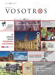 """Nº 2 de la revista """" VOSOTROS"""""""