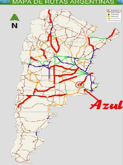 Resultado de imagen para Autopistas y Autovias construidas y a construir en Argentina. Mapa