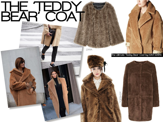 The Teddy Bear Coat