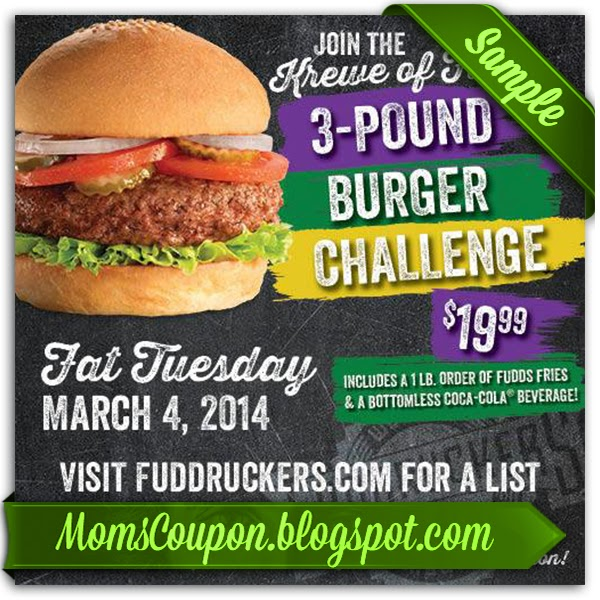 photograph about Fuddruckers Coupons Printable titled Pointers buy the optimum out of Absolutely free Printable Fuddruckers Discount coupons