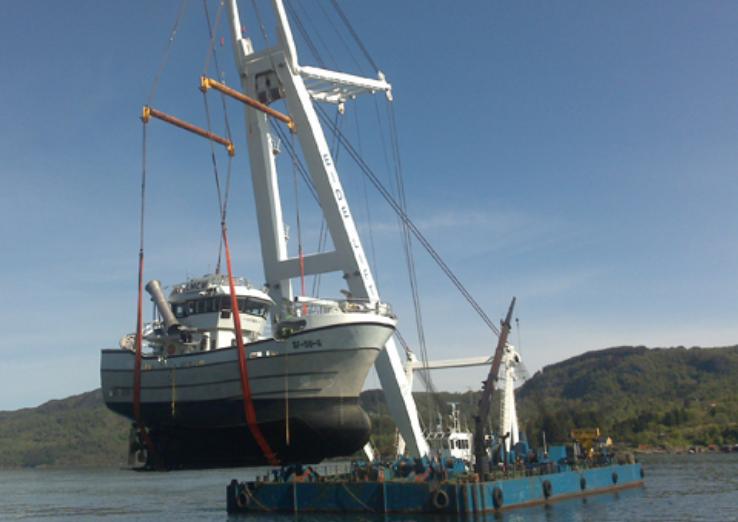 Mundal båt