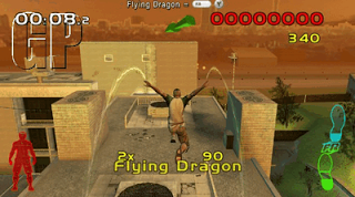 Screenshot Game Free Running