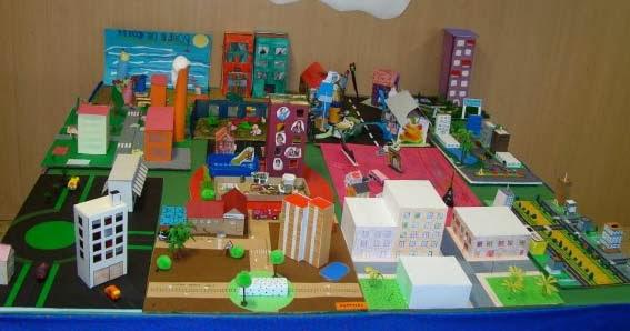 Como hacer maquetas mi comunidad con reciclaje for Crear mi casa en 3d