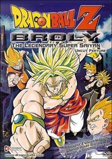 Dragon Ball Z: El Poder Invencible – DVDRIP LATINO
