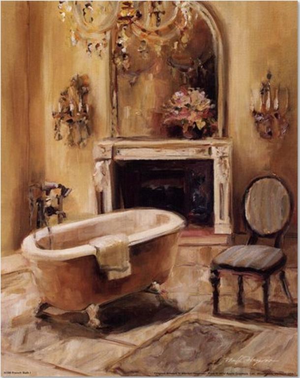 Картинки для декупажа : Ванная, туалет. Обсуждение на LiveInternet