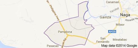 Pamplona, Camarines Sur