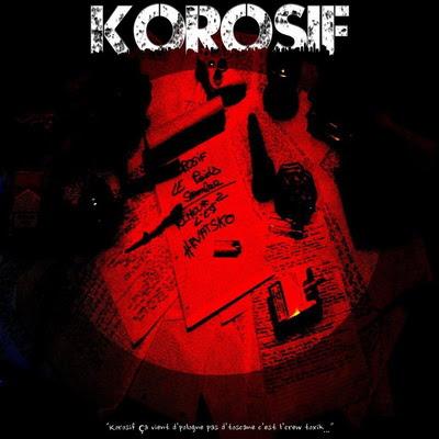 Korosif - Le Poids Sombre (2015)