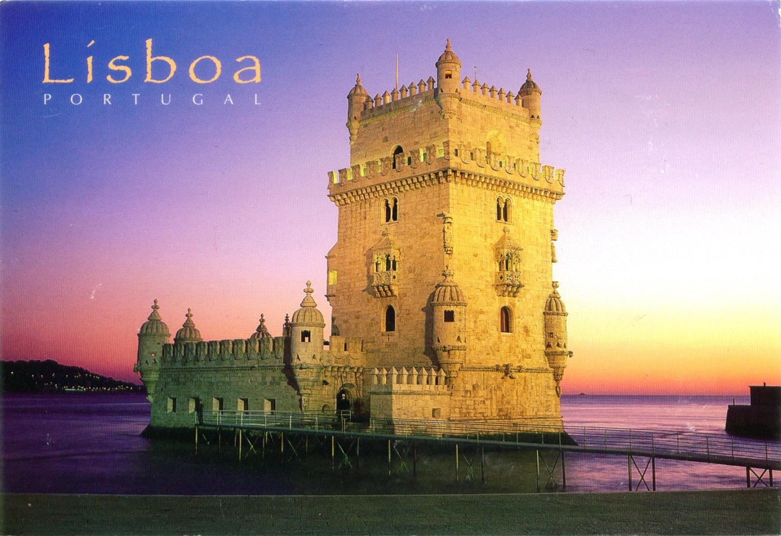 PORTUGAL+-+Lisbon+-+Bel%25C3%25A9m+Tower