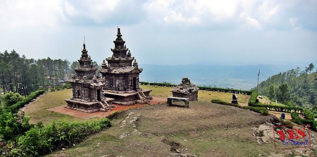 Gedong III - Candi Gedong Songo Java Indonesia