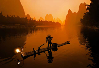 Artes Marciales el Arte de navegar por el rio