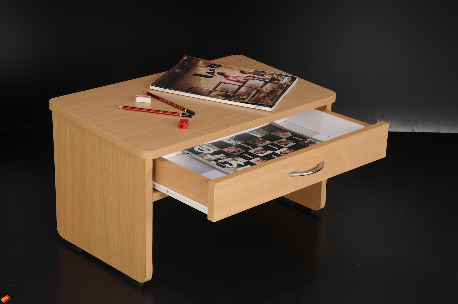 floor writing table