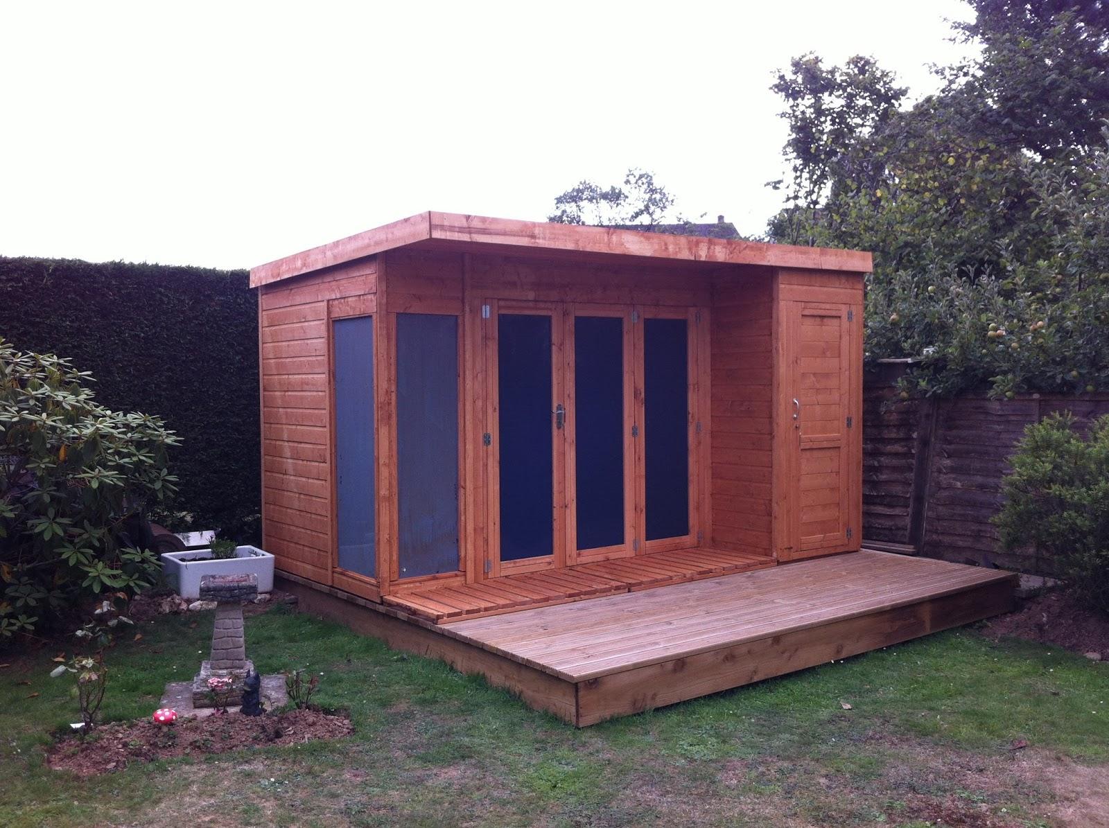 Sheds garden sheds wooden sheds metal sheds garden for Two room garden shed