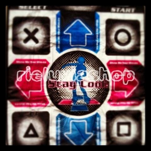 Rieluviashop Dancepad DDR Amp Pump It Up