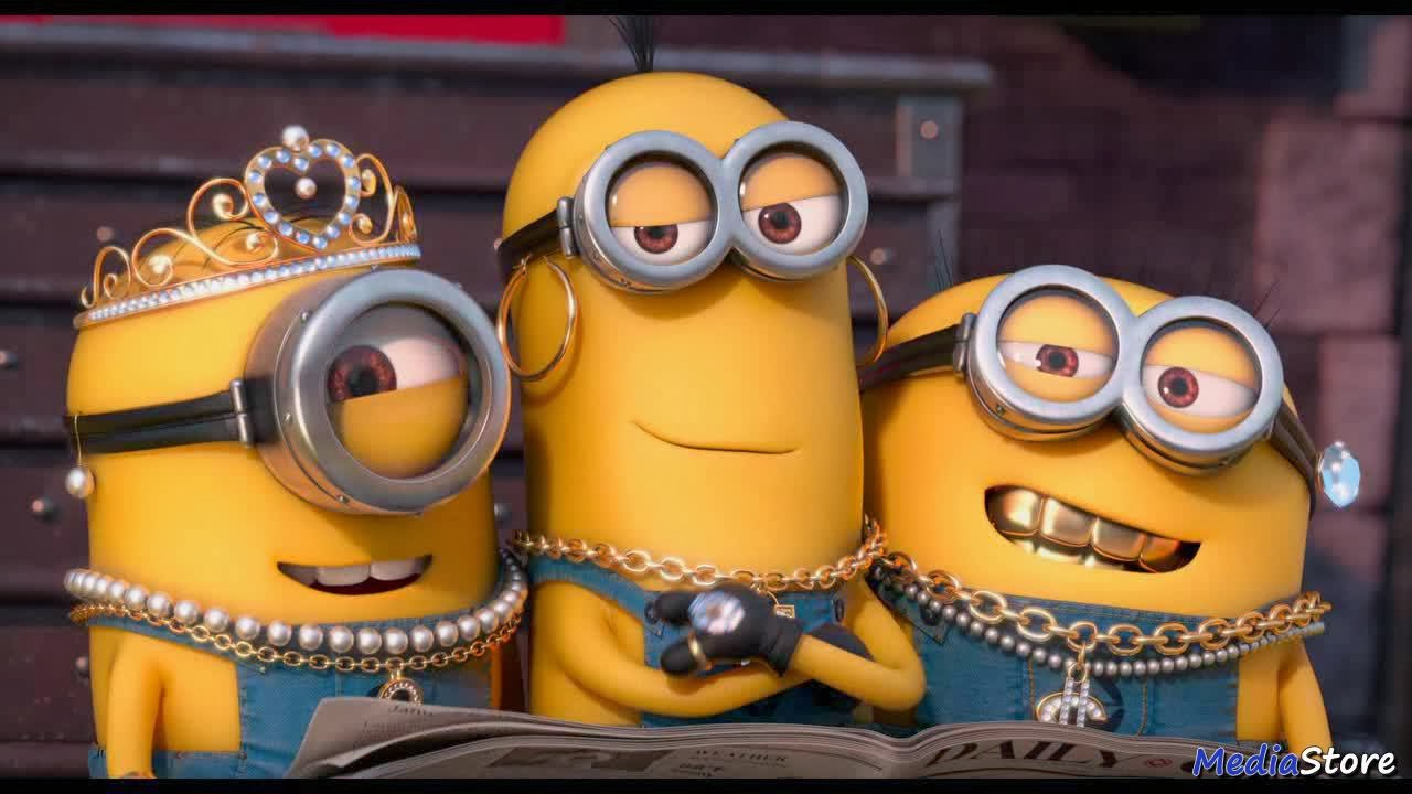 Iseng aja: Download Minion Mini Movie For Toddlers Penguin Moving Animation
