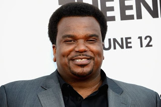 Comedian Craig Robinson is fined for drug possession in the Bahamas