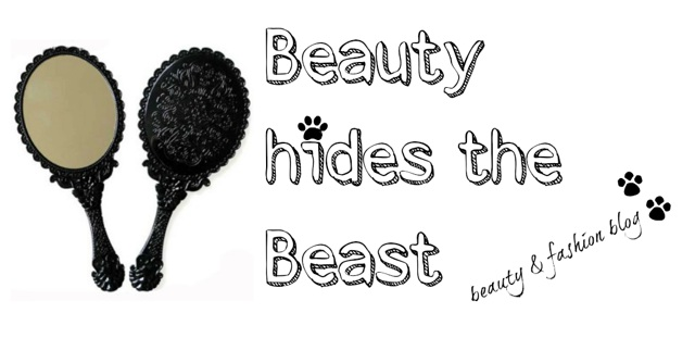 The beauty hides the beast.