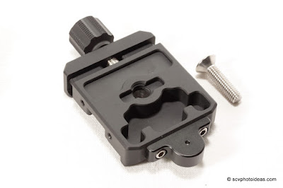 Sunwayfoto XB-44 QR clamp bottom