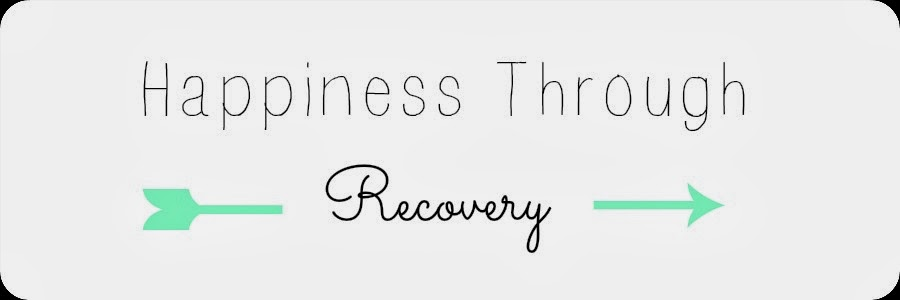 Happiness Through Recovery