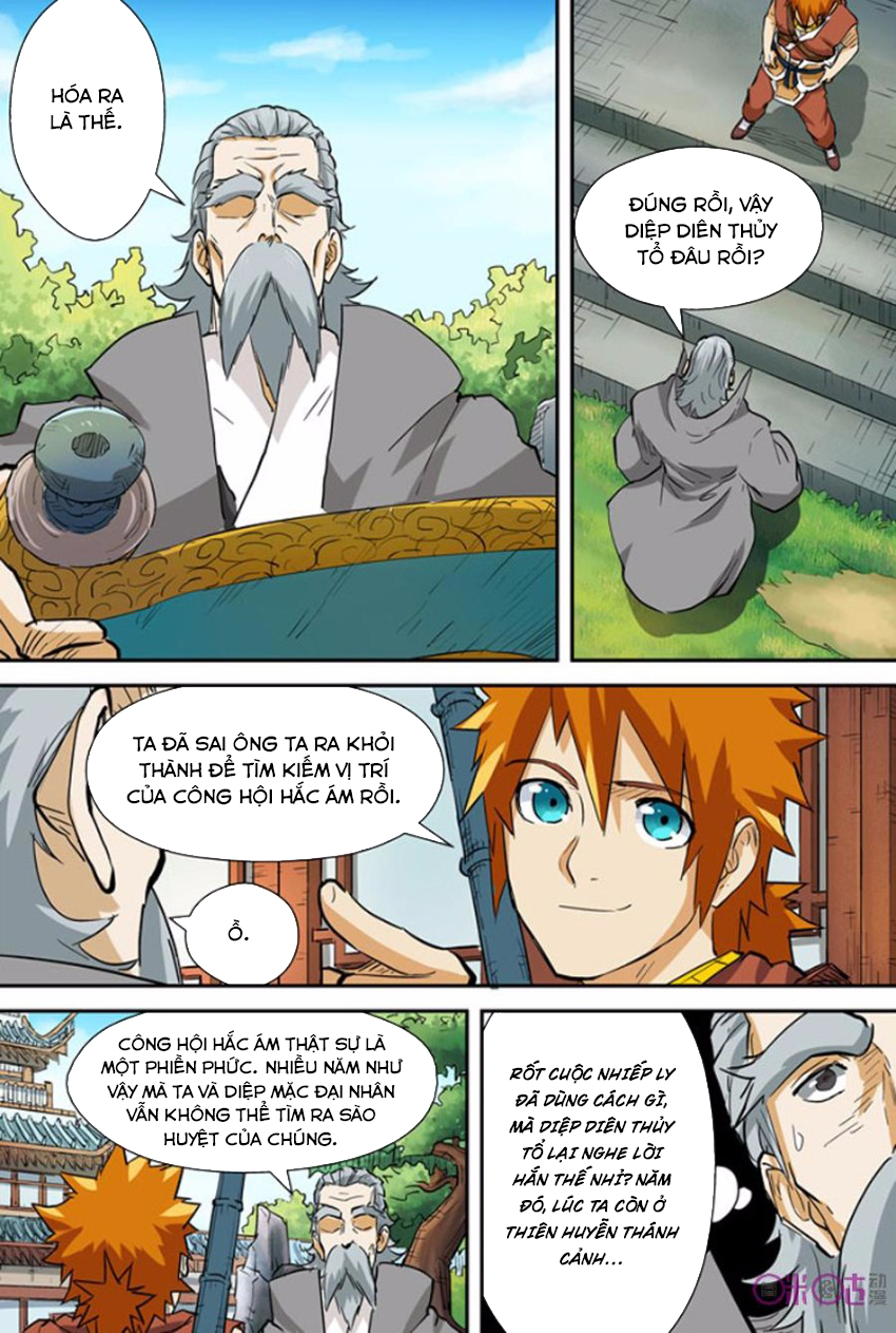 Tales of Demons and Gods chap 122.5 Trang 3 - Mangak.info