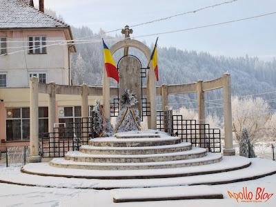 Monumentul Eroilor - Sarmas