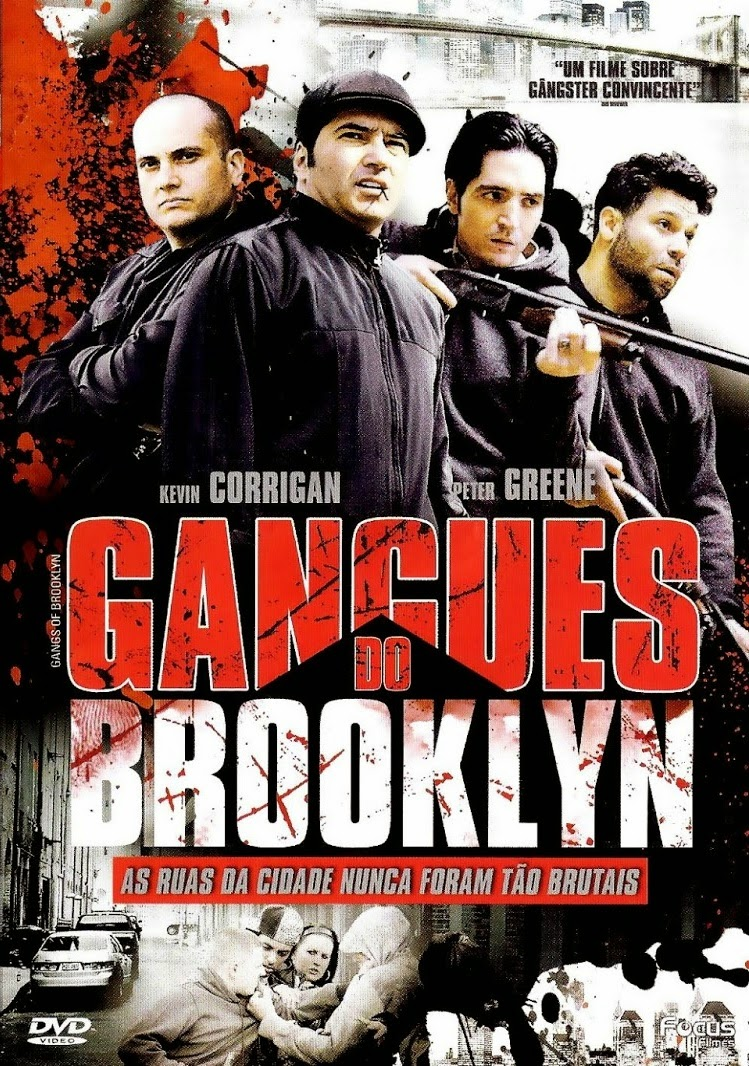 Gangues do Brooklin – Dublado (2012)