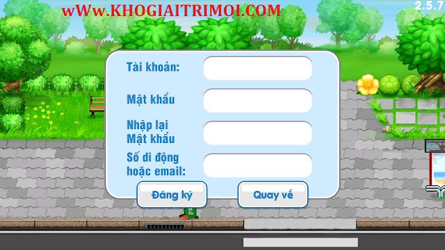 Hướng dẫn đăng ký tài khoản game Avatar miễn phí