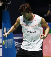 BÁDMINTON - Dubai World Superseries Finals 2015: Momota se hace maestro en Dubai y confirma el doblete nipón