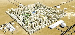 Rakeen township in Ras Al Khaima