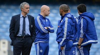 [Bola] Chelsea Pecat Mourinho di Ruang Ganti?