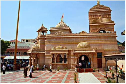 Wonderful best Travelling Destination around the world: Kastbhanjan Hanuman Mandir, Sarangpur