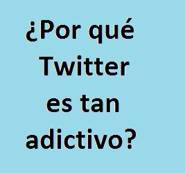 Twitter, Adictivo, Red social, Informática