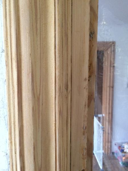Türrahmen Lackieren uns hus ein bericht über die renovierung eines bauernhofes aus dem