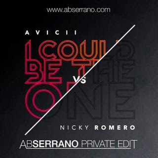 Avicii ft. Nicky Romero - I Could Be The One (Ab Serrano Private Edit) @AbSerrano84