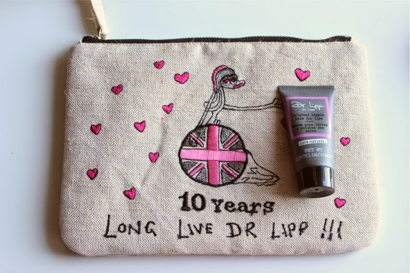 Dr. Lipp Original Nipple Balm is Ten!