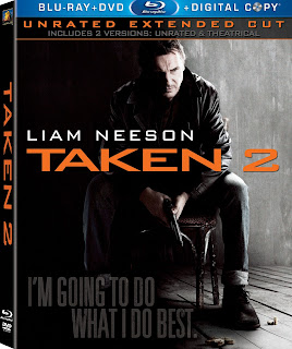 "Blu-ray Review | ""Taken 2"""