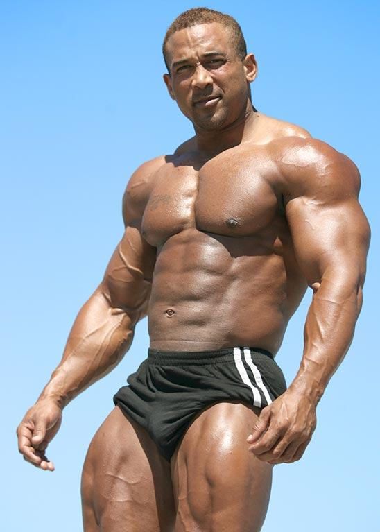 image Homogay sexual buff black male models it039s