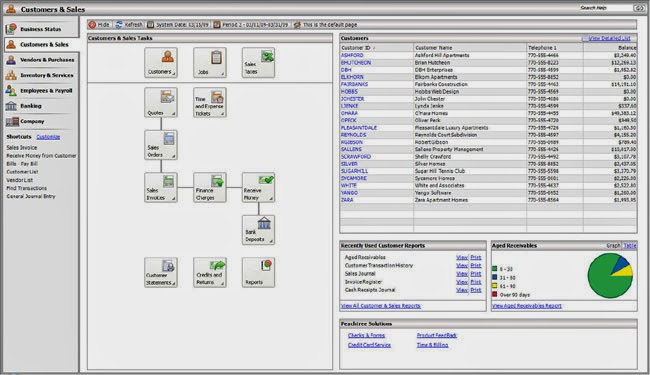 Free Download Accounting Software Peachtree